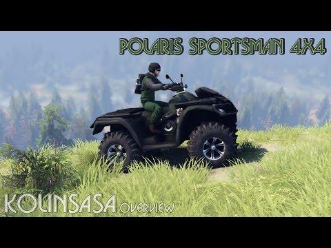 Polaris Sportsman 4x4
