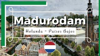 Holanda en miniatura [Madurodam] 🇳🇱 Países Bajos