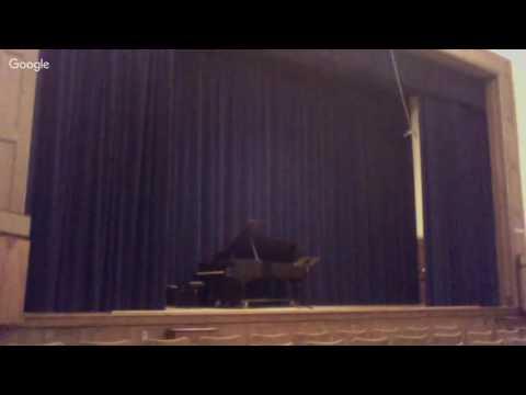 Bob Eason's DM Recital