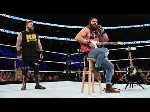 Download FULL MATCH - Kevin Owens vs. Elias: WWE Smackville 2019