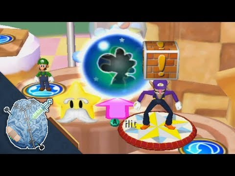 Mario Party 5 (Sweet Dream) - Part 6: Unhappy Birthday to You