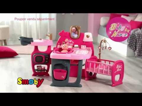 Grande maison des bébés Baby nurse - YouTube