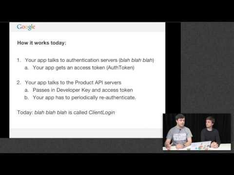 OAuth 2.0 & Google
