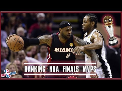 Ranking The NBA Finals MVPs From The 2010s (NBA 2010s)