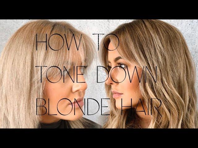 Blondine Vs Brünette Kampf