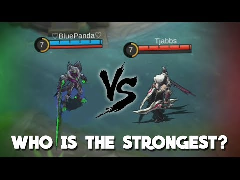 MARTIS vs ARGUS! WHO WILL WIN? Mobile Legends