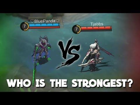 MARTIS vs ARGUS! WHO WILL WIN? Mobile Legends