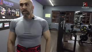 видео Тяга штанги в наклоне