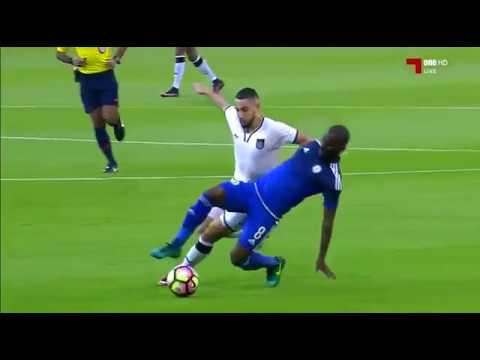 Al-Sadd SC vs Al-Khor SC - Qatar Stars League 2016-2017 Matchday 9