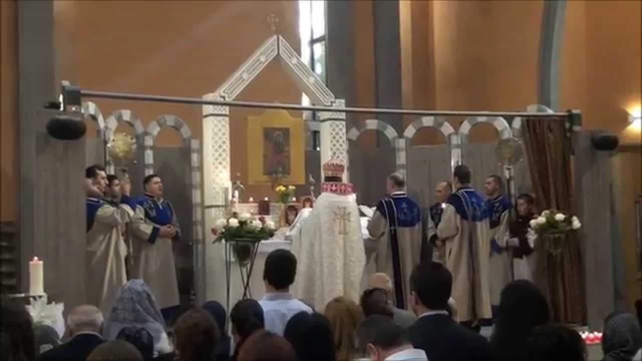 eglise armnienne bruxelles fte de pques 19 210414 - Religion Armenienne Mariage