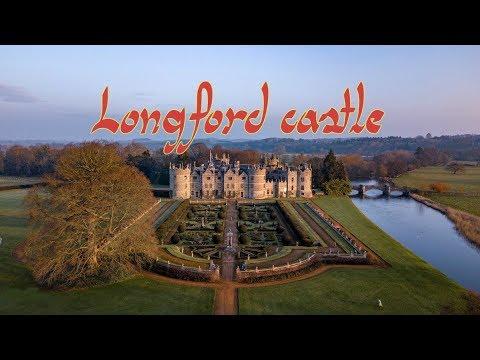 The Beautiful Longford Castle - Dji Mavic Pro Drone