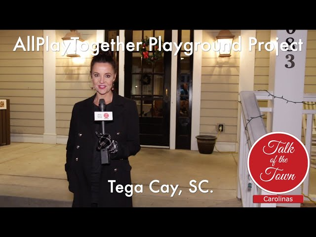 All Play Together Playground Tega Cay Fundraiser