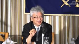 東京大学大学院 伊藤元重、富士通総研上席主任研究員 マルティン・シュルツ(2)