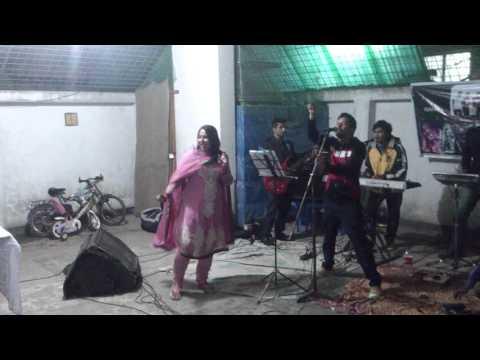 aj keno mon udashi hoye with beautiful dance bangle song | Miles bangla song