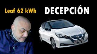 SUPERTEST ELÉCTRICO: POR QUÉ EL NISSAN LEAF E+ 2020 ME DEJA FRÍO (un buen coche, condicionado)