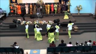 DPC Special 2012 Song & Dance - Tambira Jehovah