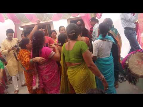 garhwali wedding khuir village p.o pipalpani pauri garhwal ( Monika shadi)