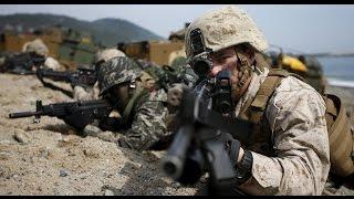 Plan de ataque de EE:UU para destruir Corea del Norte