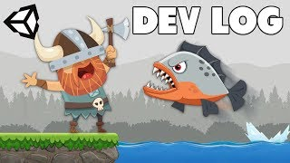 How I Made Flesh Eating Piranhas! | Unity Game devlog