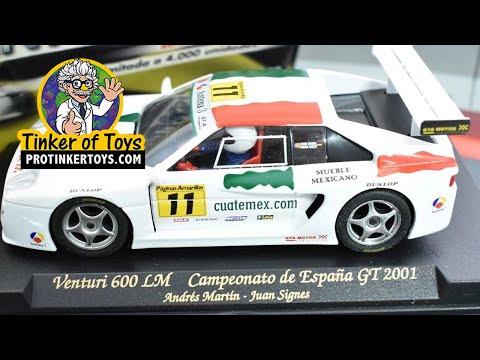 Venturi 600LM Campeonato de Espana GT2001 | PA2 | Fly Car