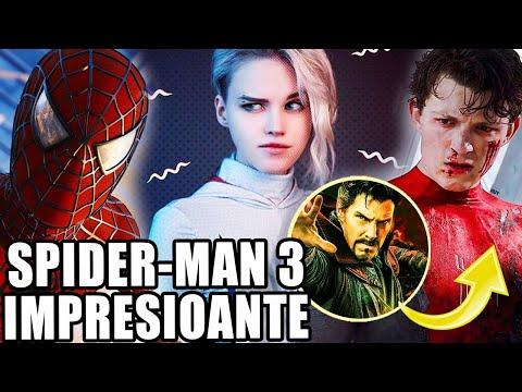 ¡TENEMOS DETALLES! Spider-Man 3 Se revela el título Norman Osborn llega y Spider-Verse live action