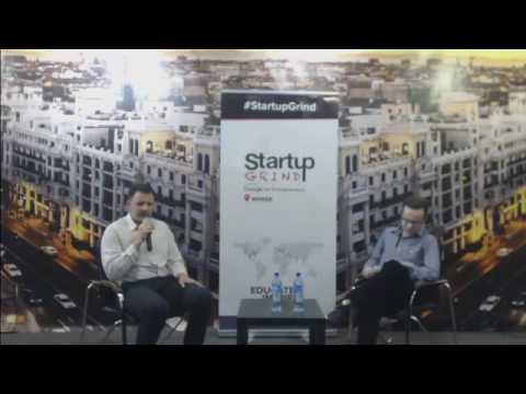 Dmitry Gurski (Entrepreneur/Investor) at Startup Grind Minsk