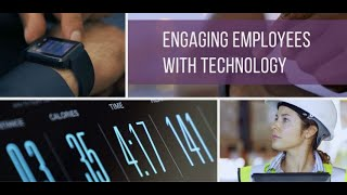 CDC WHRC: Engaging Employees with Technology