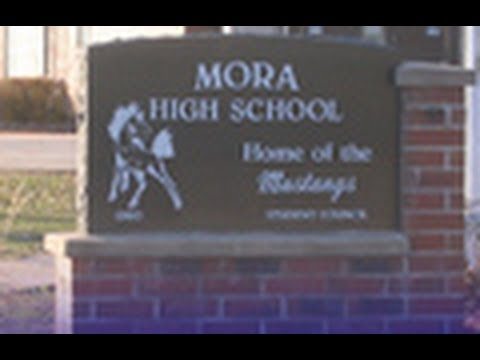 Mora High School Class of 2014 Graduation
