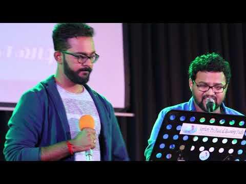 kaddukuyilu manasukkulla by super singers sathyaprakash and gowshik
