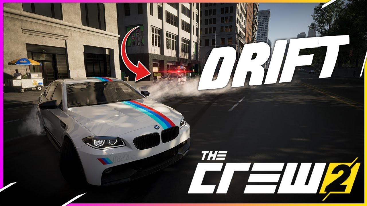 20bc75e25953 BMW M5 DRIFT ON THE CITY !!! THE CREW 2 - YouTube