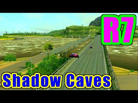 Shadow Caves - RIDGERACER 7 / リッジレーサー7