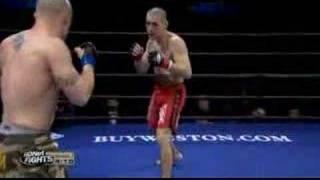 Dave Jansen vs Tommy Truex