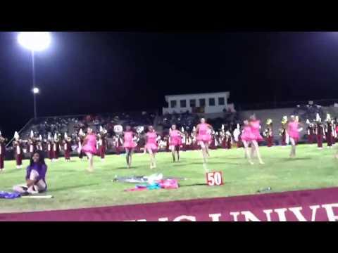 Harding University High School MBOG 2014-2015 GFI dancers Competition