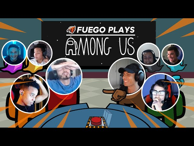 Among Us but Everyone LOSES THEIR MIND! (ft. Jeff, Ptoo, MrV & more)