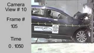 Краш Тест Mazda Cx-9 2007 (Nhtsa)