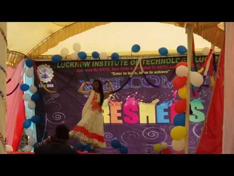 Lit fresher party 2016 lucknow