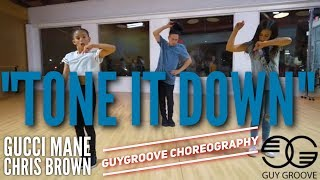 Скачать Tone It Down Laflare1017 Chrisbrowofficial GuyGroove Choreography