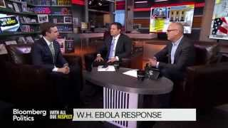 Earnest on Ebola: No Special Precautions at White House