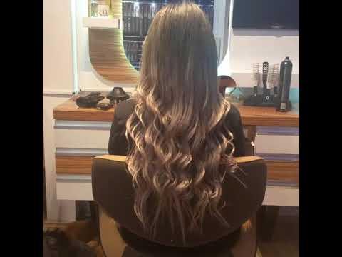 Haarverlangerung bei kurzen haaren anleitung