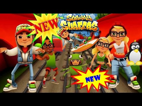 SUBWAY SURFERS GAMES 2016 WATCH TO PLAY HD ツ Play ANDROID IOS GAME FOR FREE ON PC - 동영상