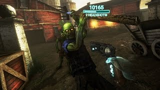 10 Minutes of 'Drop Dead' Oculus Touch Gameplay