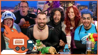 The 1st Ever KF Halloween Costume Contest - The Kinda Funny Morning Show 10.31.17
