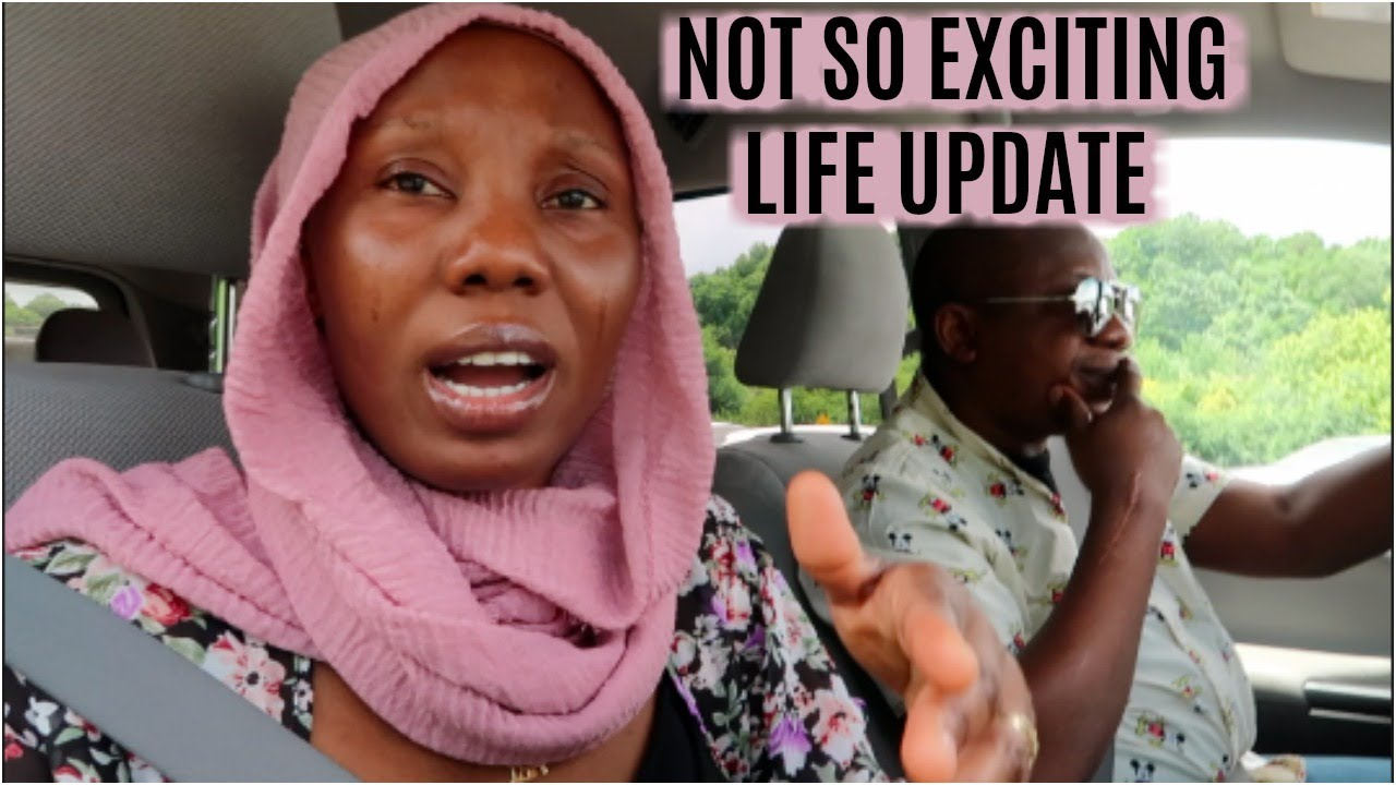 Why We Took time OFF YouTube!  Not So Exciting Life Update