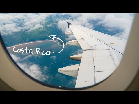 We're Flying To COSTA RICA! ✈️