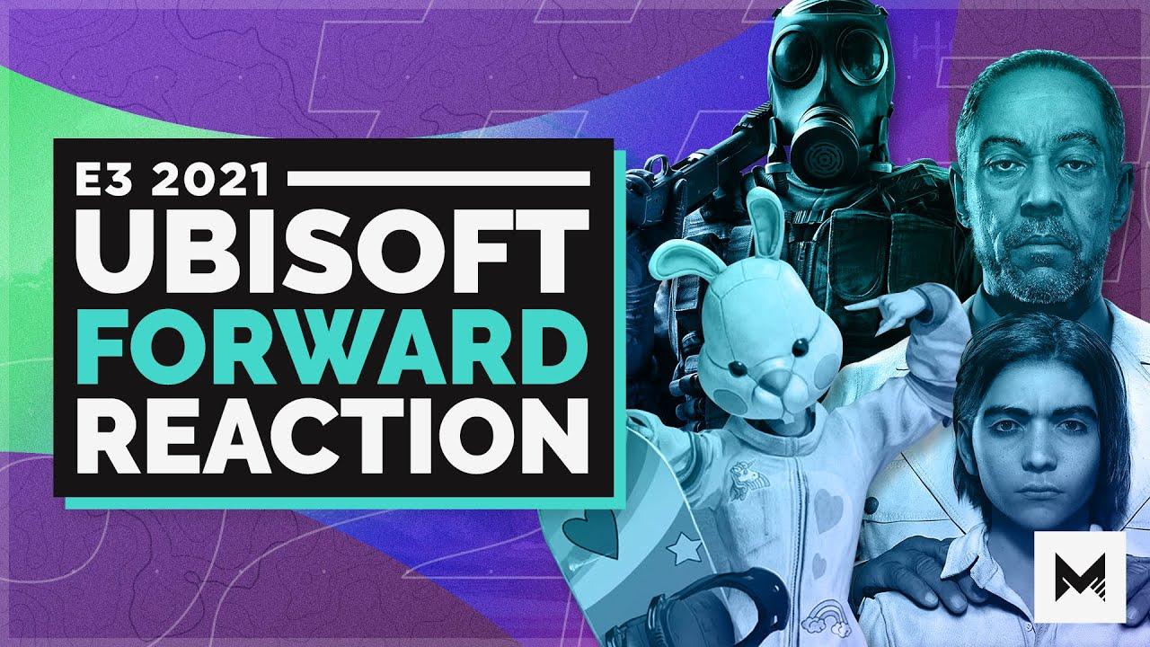 E3 2021 latest news: Ubisoft reveals Avatar first look, new Mario + ...