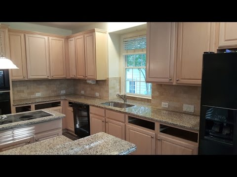 Creme Caramel Granite Countertops 5 1 16 Youtube