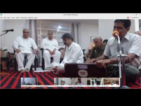 Ramashram satsang Mathura USA Bhandara final sitting