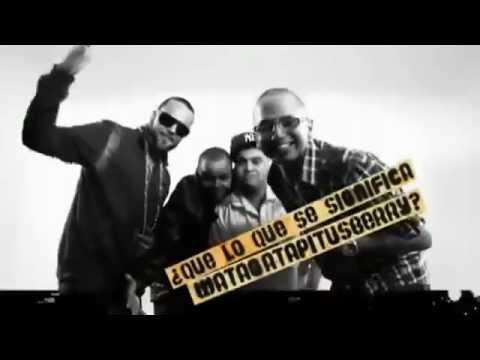Pitbull, Lil Jon, Sensato, Black Point, El Cata    WataGataPitusBerry