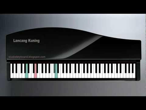 Lancang Kuning Piano