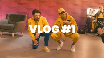 WE OUT HERE DOING DAMAGE  'MEANDI VLOG #1' (EUROVISION 2020 SEMI FINALS)